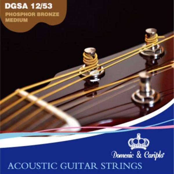 Gitarrensaiten DGSA 12/53 (Satz)