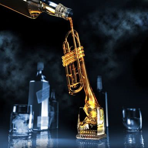 Whiskey trompete