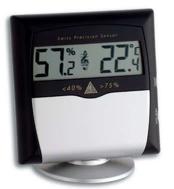 MusiControl - Digitales Thermo-Hygrometer