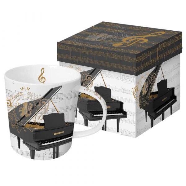 Porzellantasse Concerto Piano