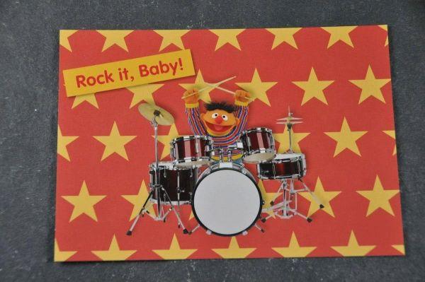 Rock it, Baby - Sesamstraße