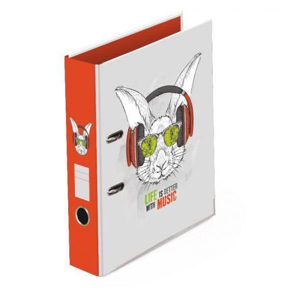 Ringordner Music Rabbit