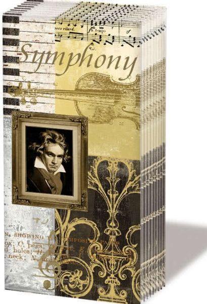 Taschentücher Symphony Violin