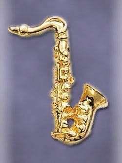 Anhänger Saxophon klein