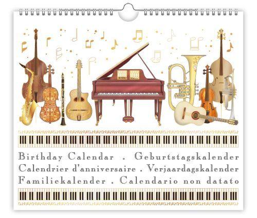 Geburtstagskalender world of classic music