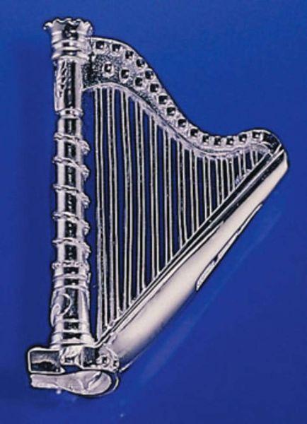 Flachmann Harfe