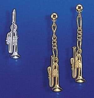 Anhänger Trompete klein