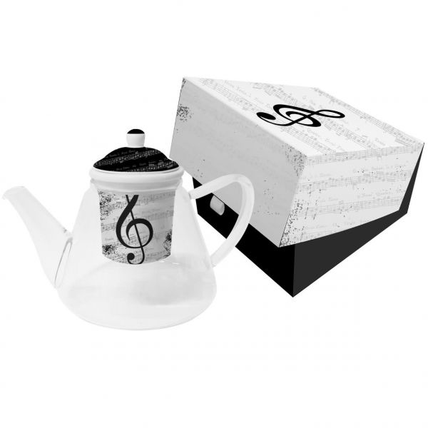 Teekanne - I Love Music