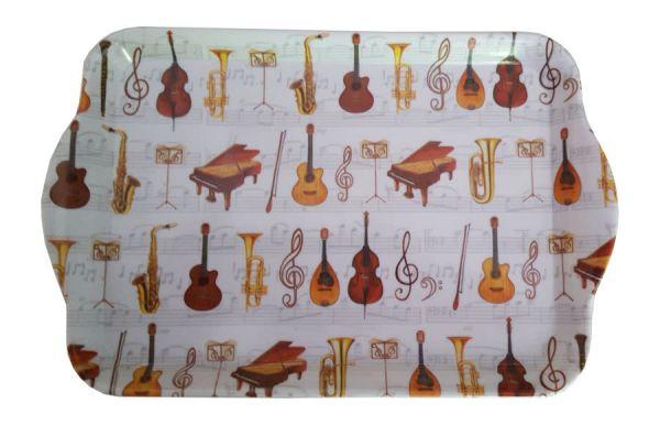 Mini-Tablett Musical Instruments