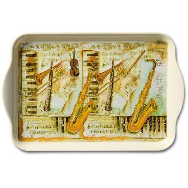Mini-Tablett Musikinstrumente