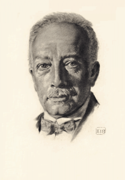 Klappkarte Richard Strauss