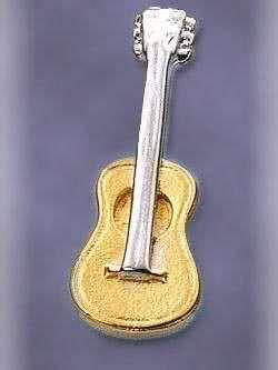 anstecker konzertgitarre