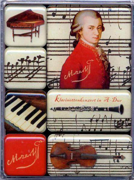 Magnetset Mozart