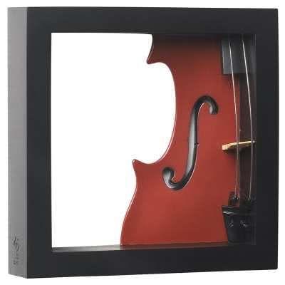 Wandschmuck Violine (gerahmt)