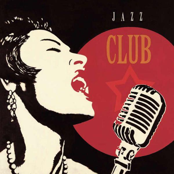 Cocktail Servietten Jazz Club