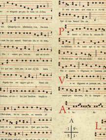 Geschenkpapier Gregoriana