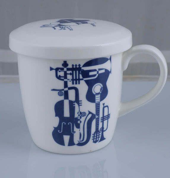 Keramikbecher Blue Instruments