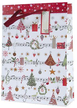 XXL Geschenktasche Weihnachtszeit