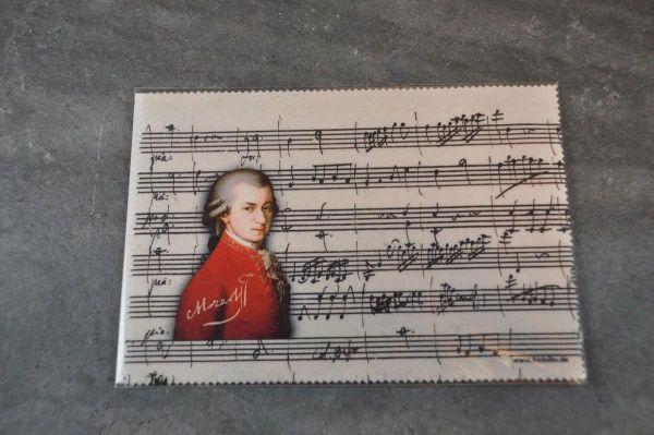 Mozart Microfasertuch