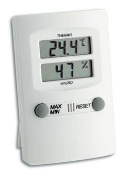 Digitales Thermo-Hygrometer TFA