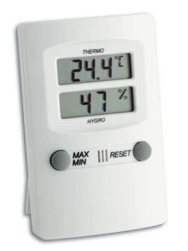 Digitales Thermo-Hygrometer TFA