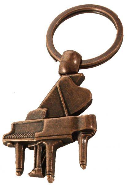 Schlüsselanhänger Flügel antik