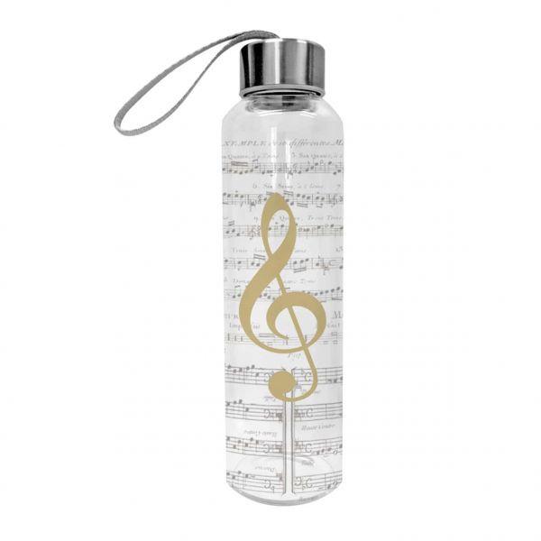 My Glass Bottel I love music