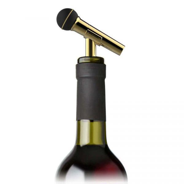Weinflaschenverschluß Dynamike Gold