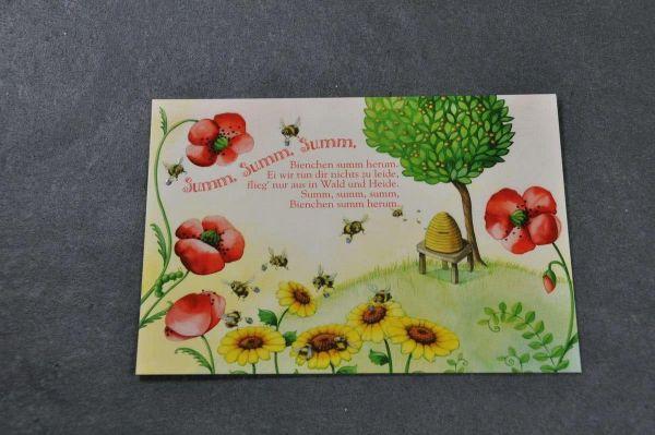 Postkarte Summ Summ