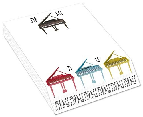 Zettelblock Pianissimo