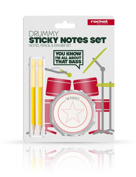 Schreibset Drummy