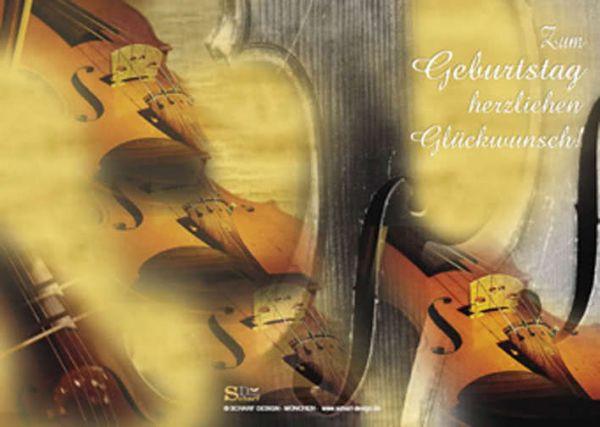 Zum Geburtstag herzlichen Glückwunsch! (Violine 2)