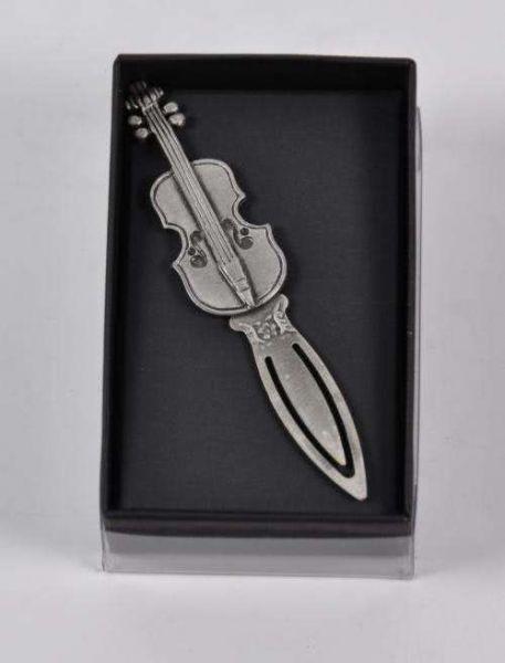 """Lesezeichen """"Violine"""""""