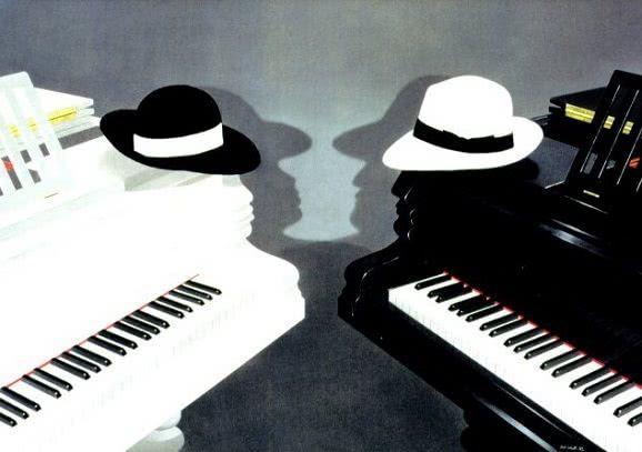 Doppelkarte Nick Cudworth: Facing the Music