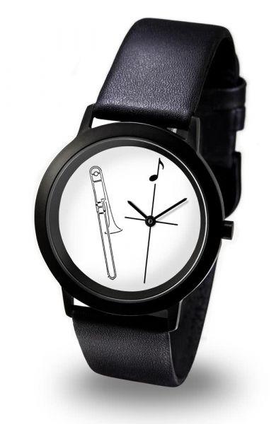 Armbanduhr Posaune