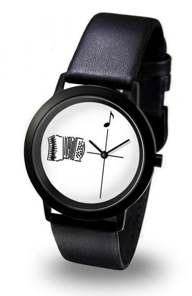 Armbanduhr Akkordeon