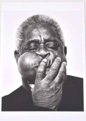 Postkarte Dizzy Gillespie 1989
