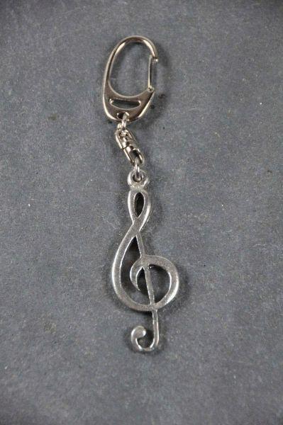 Schlüsselanhänger Violinschlüssel