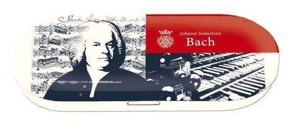 Brillenetui Bach
