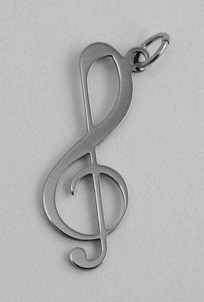 Anhänger Violinschlüssel