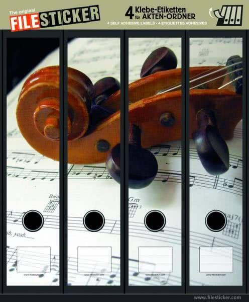 Folder Labels Musica