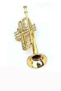 Miniaturtrompete 9cm