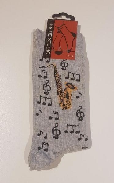 Strümpfe Saxophone