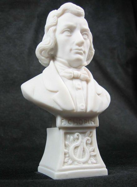 Marmorbüste Chopin