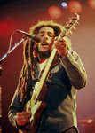 Bob Marley live on stage