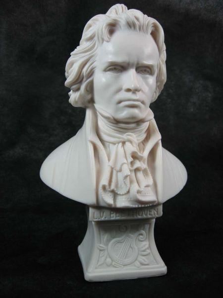 Marmorbüste Beethoven