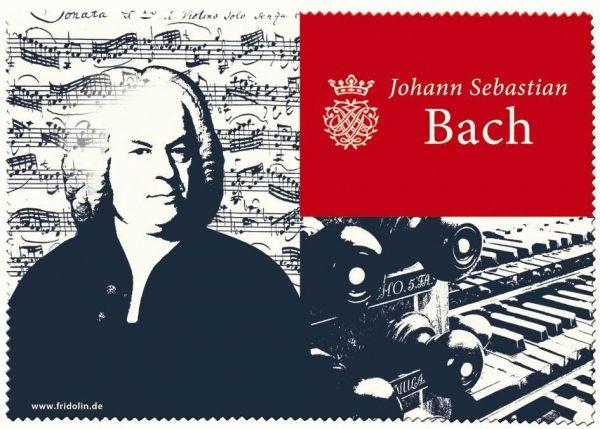 Brillenputztuch J.S.Bach